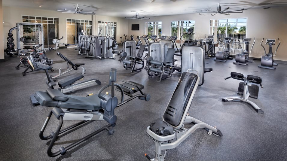 Heritage at Cadence Fitness Center