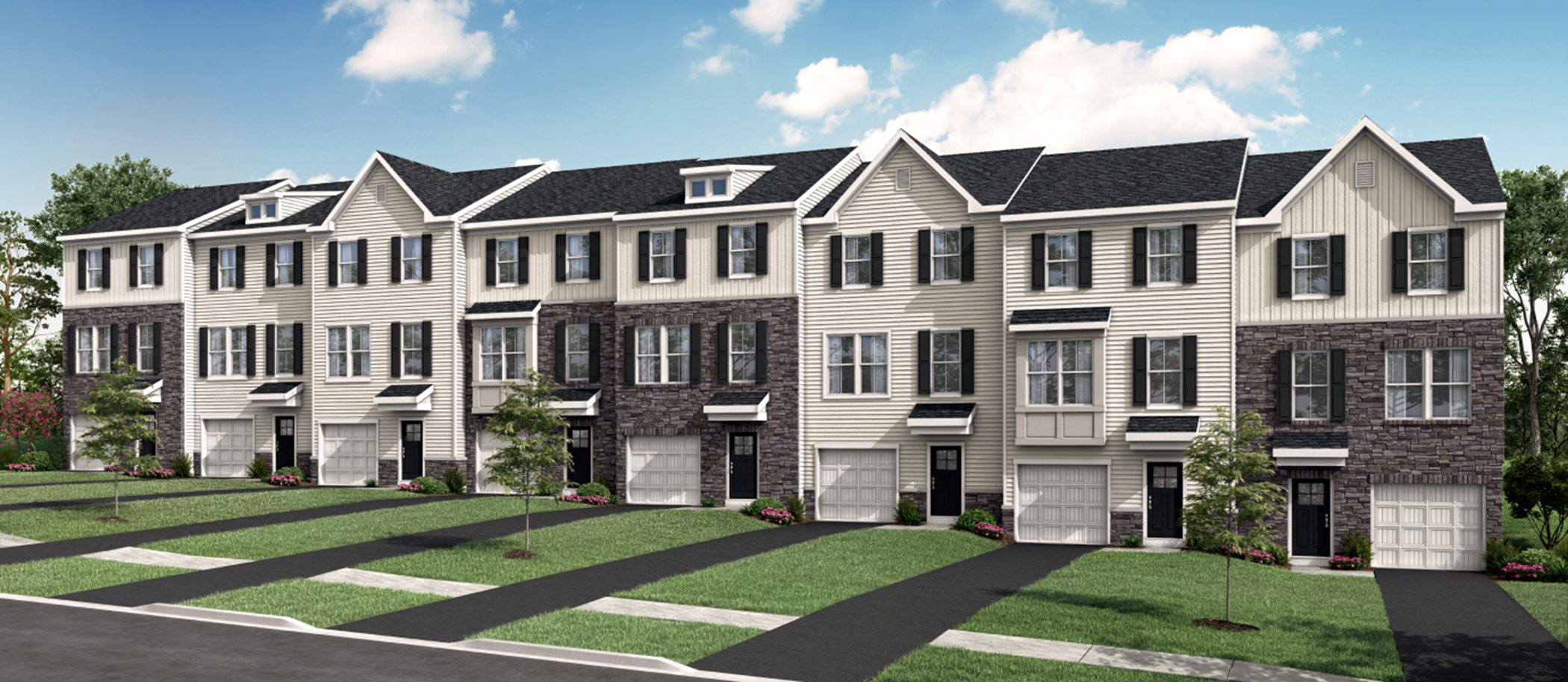 Brookside Court at Upper Saucon Townhomes