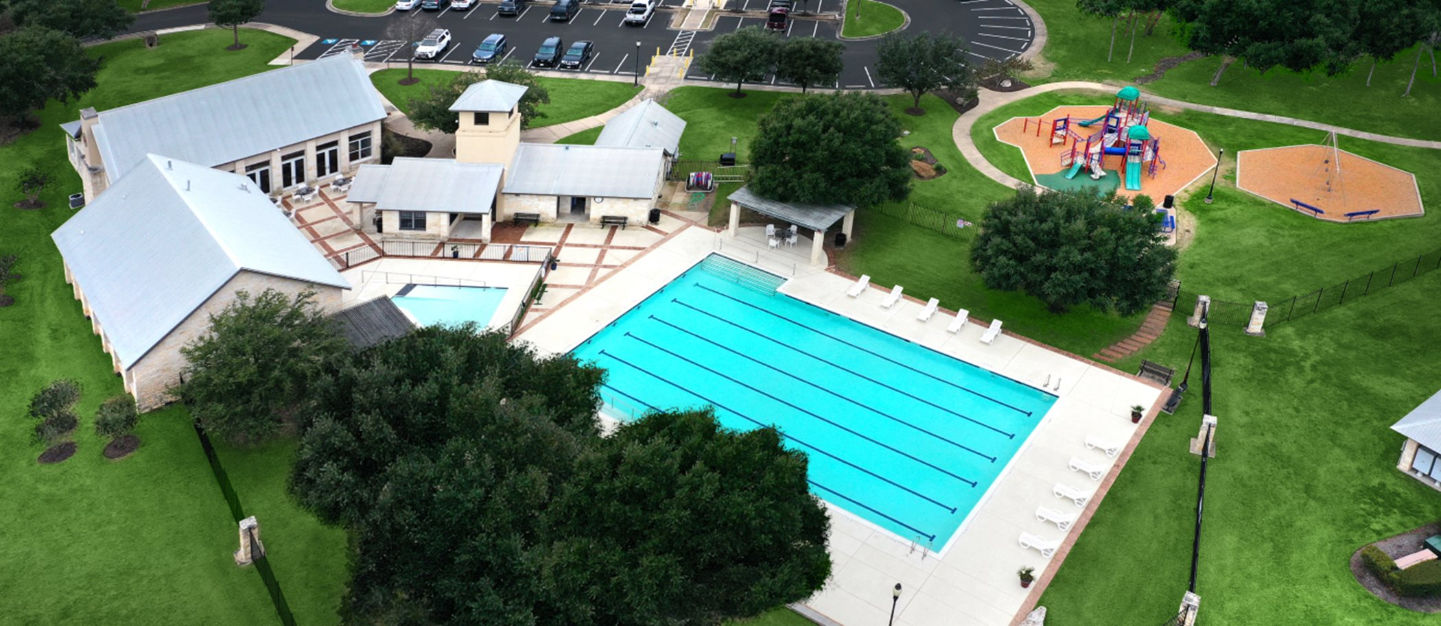 The Colony Clubhouse and Swimming Pool