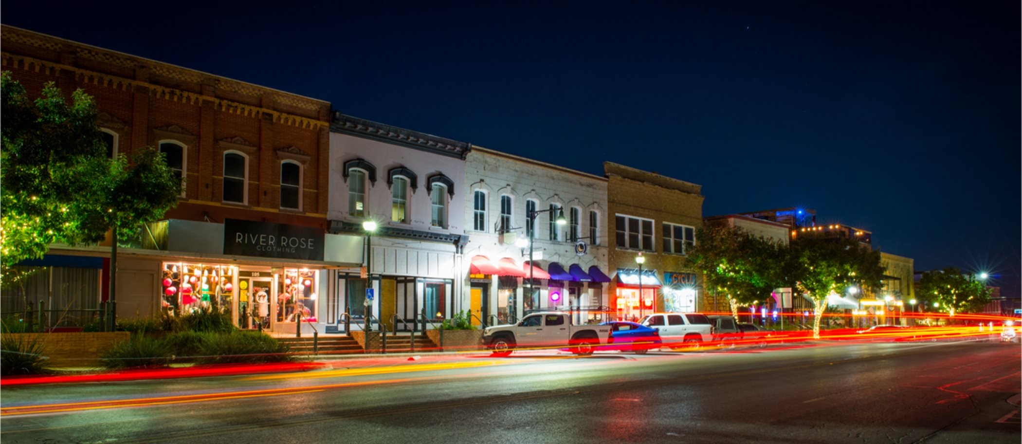 Historic Downtown San Marcos