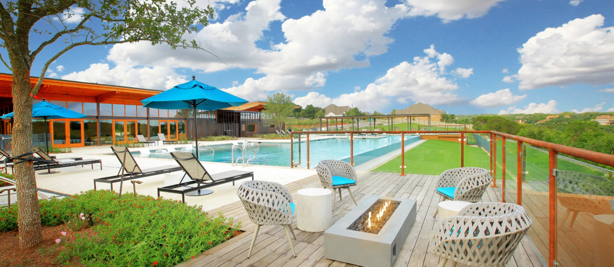 Wolf Ranch Swimming Pool