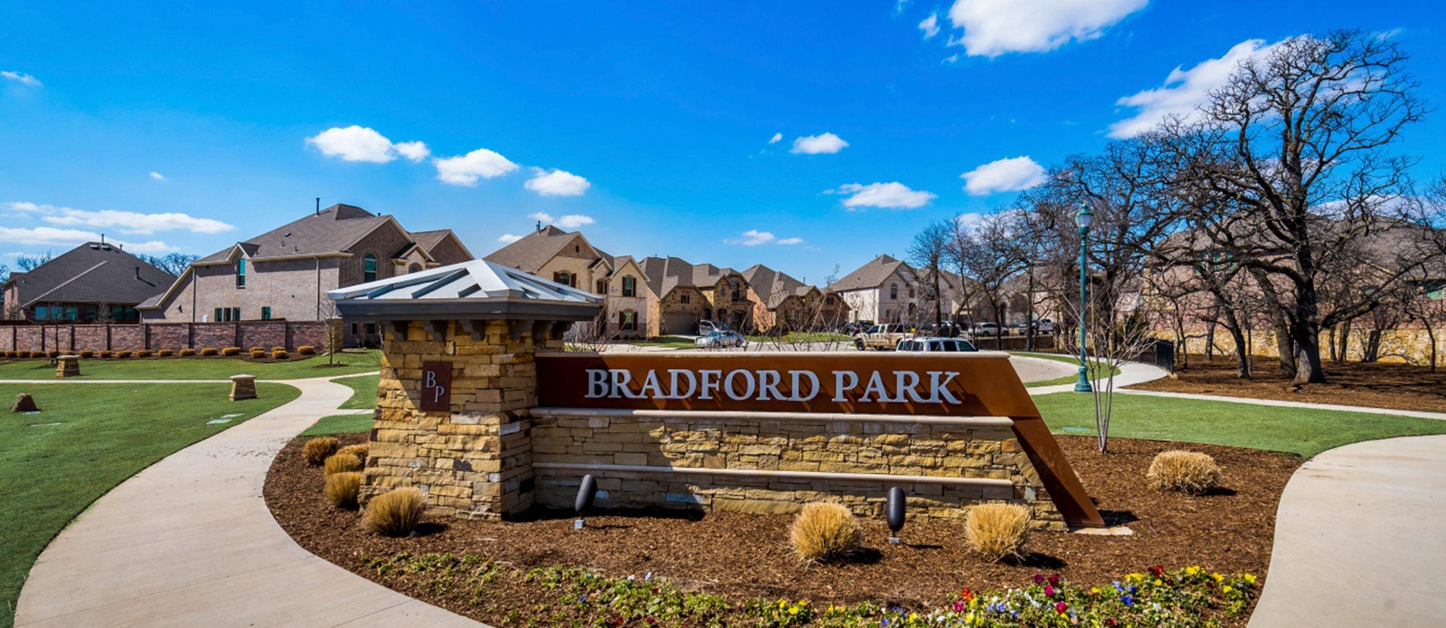 Bradford Park Entrance