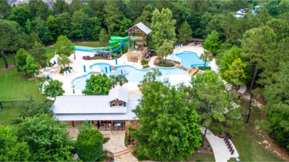 Woodforest Swimming Pool