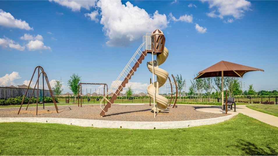 Wooster Trails At Baytown Crossings Playground