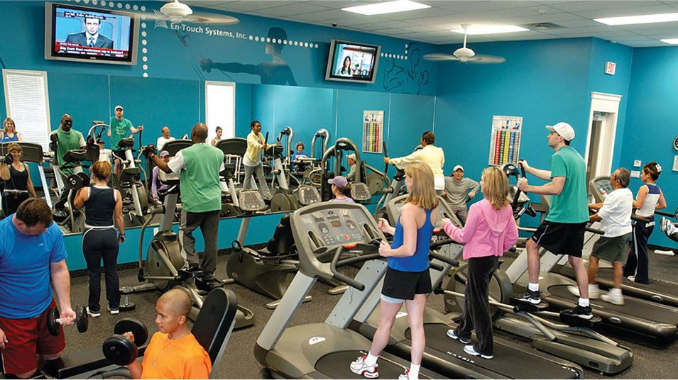 Sienna Fitness centers