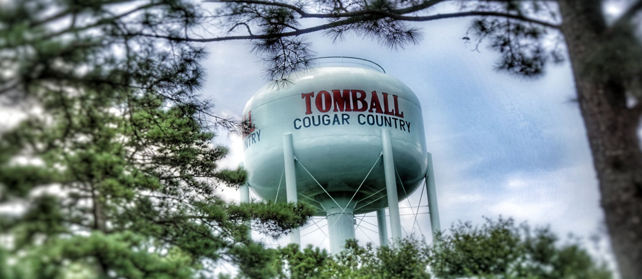 Tomball Water Tower