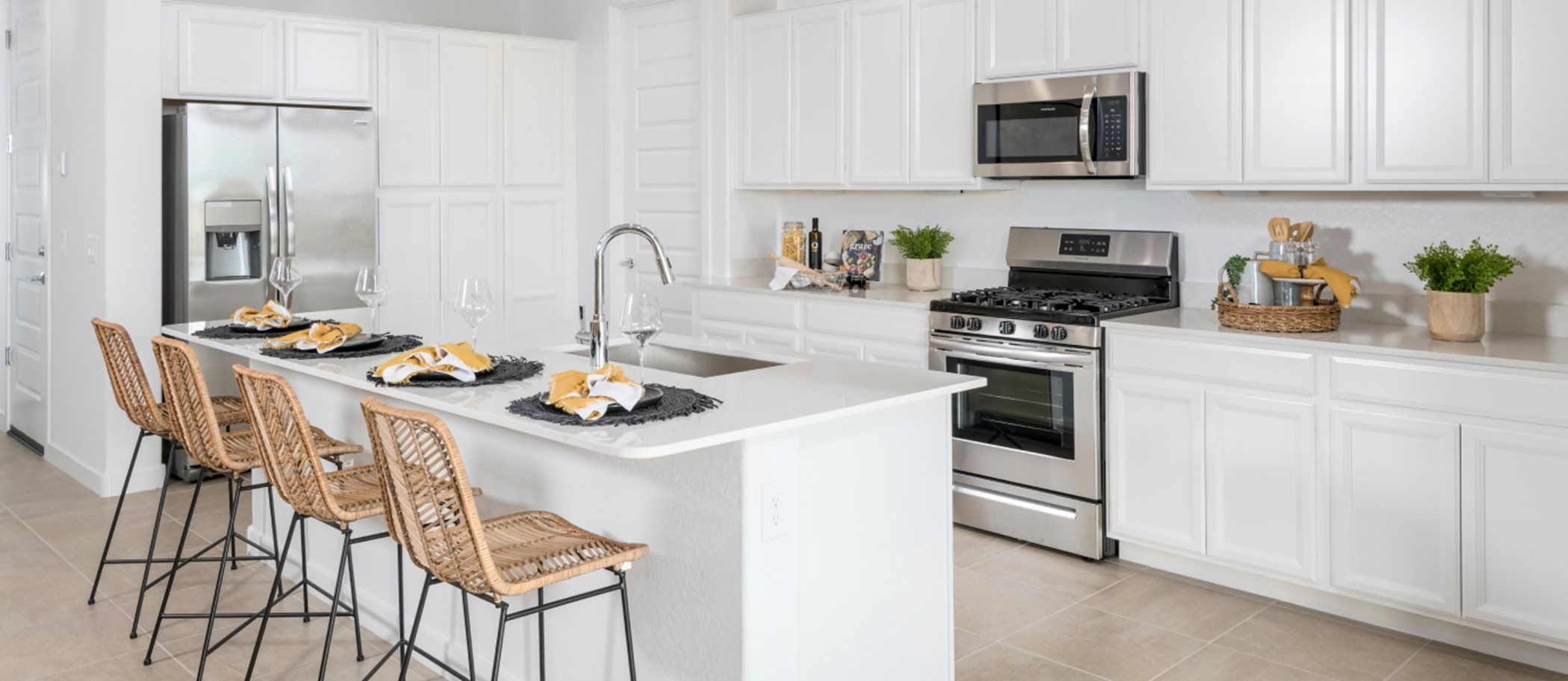 Asante Heritage Inspiration Armstrong 4066 Kitchen