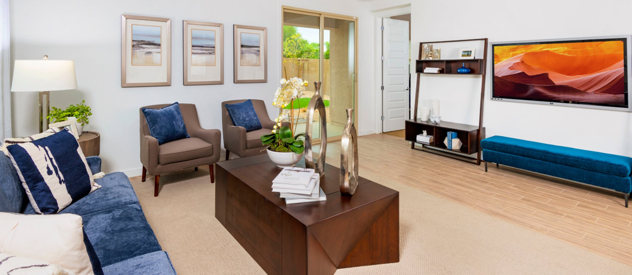 Villages at 63rd: Discovery Bisbee 3565 Living