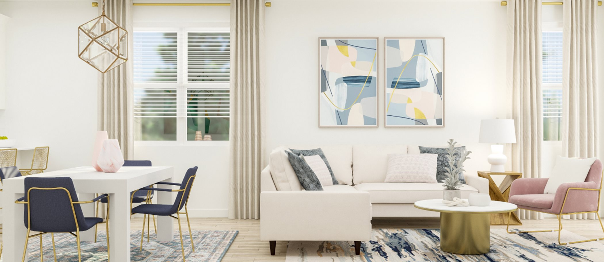 The Landings Discovery Lewis 3575 Living