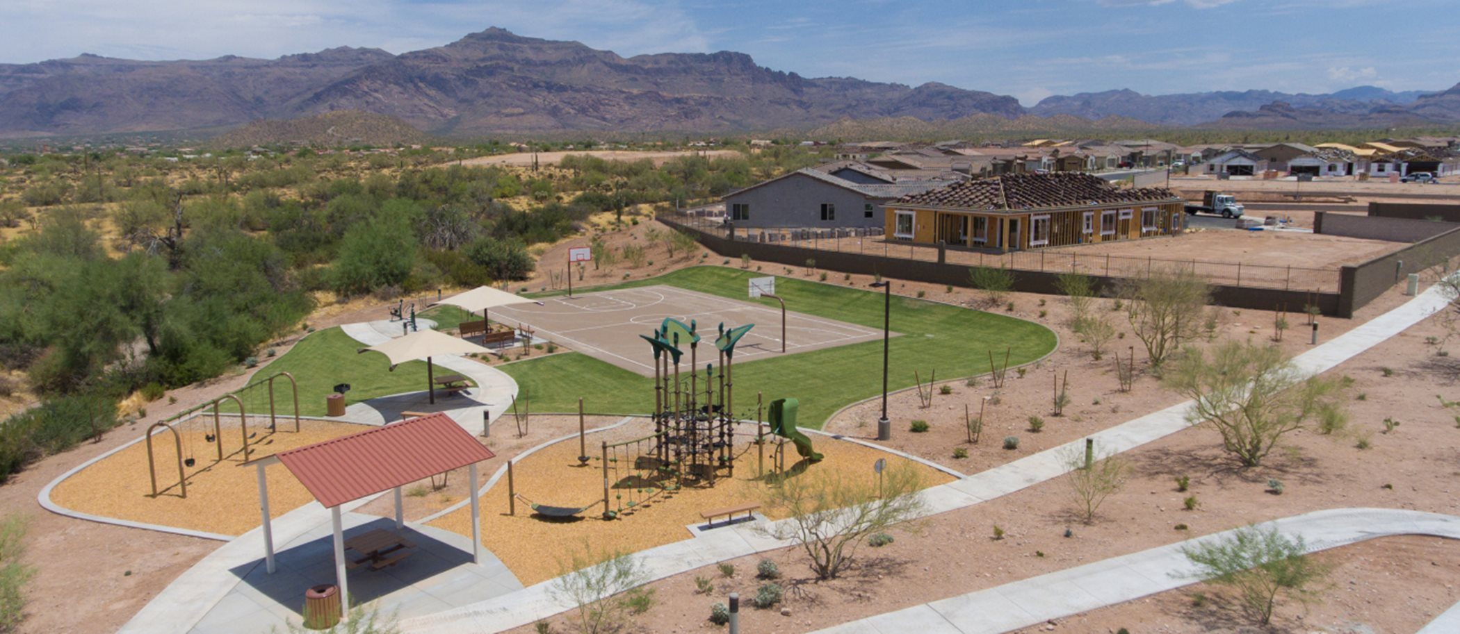 Peralta new single-family homes near popular cities Phoenix and Scottsdale