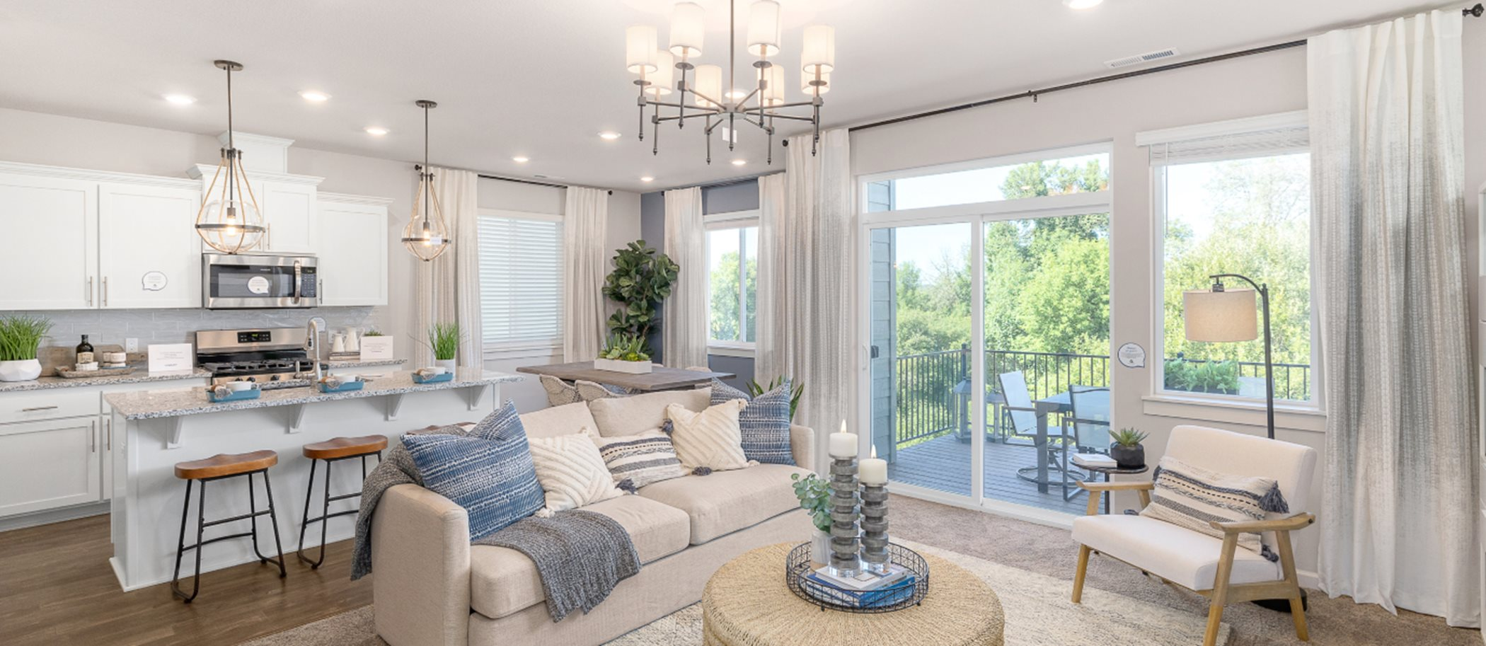 The Cascade Collection at Gales Creek Terrace Alameda Great Room