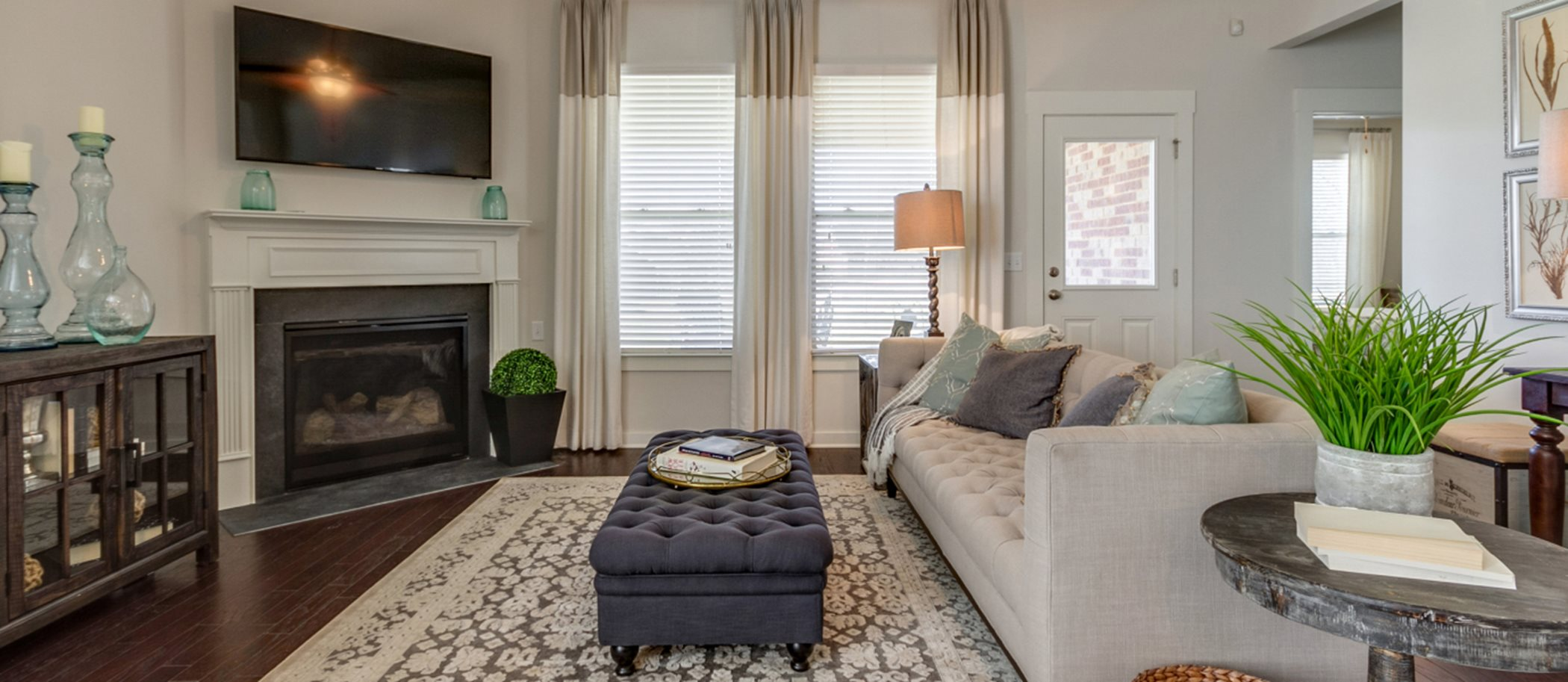 Sawgrass Classic Collection Rosemary Living