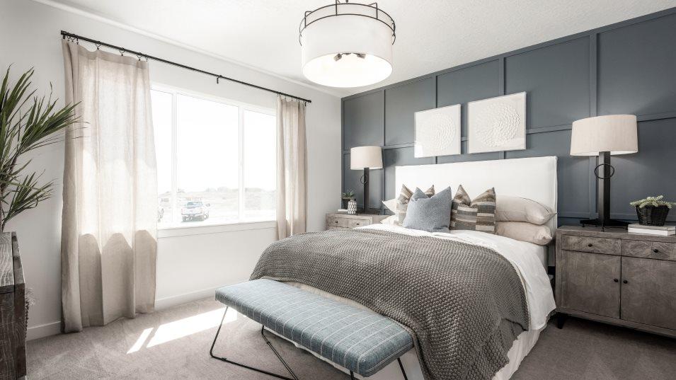 Primrose Villages Alta Owner's Suite Bedroom