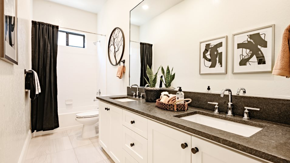 The Ranch at Heritage Grove Pinnacle Series Cathedral Bathroom 3