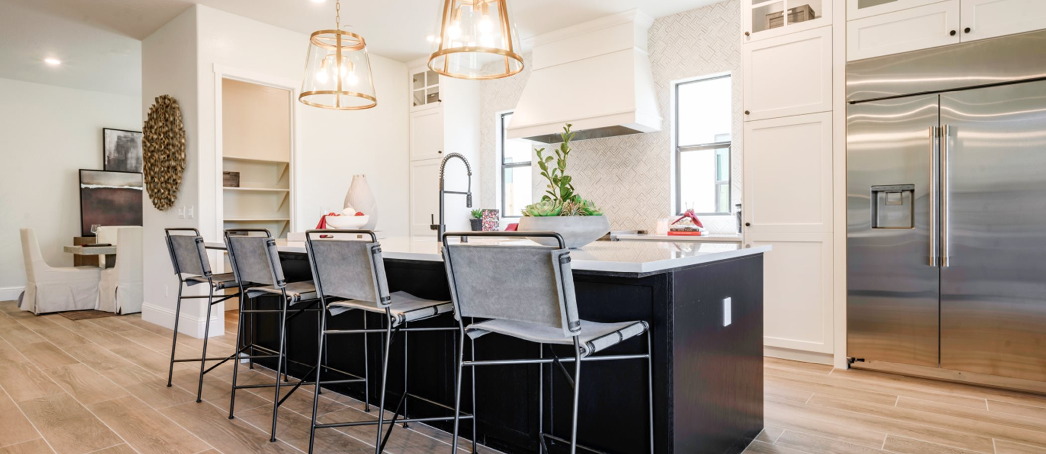 The Ranch at Heritage Grove Pinnacle Series Excelsior Kitchen