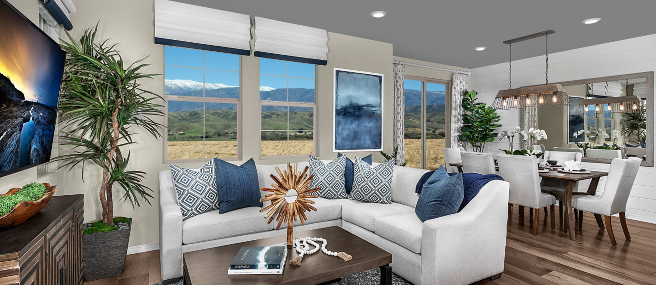 Gabion Ranch Skyview Residence Four Living Room