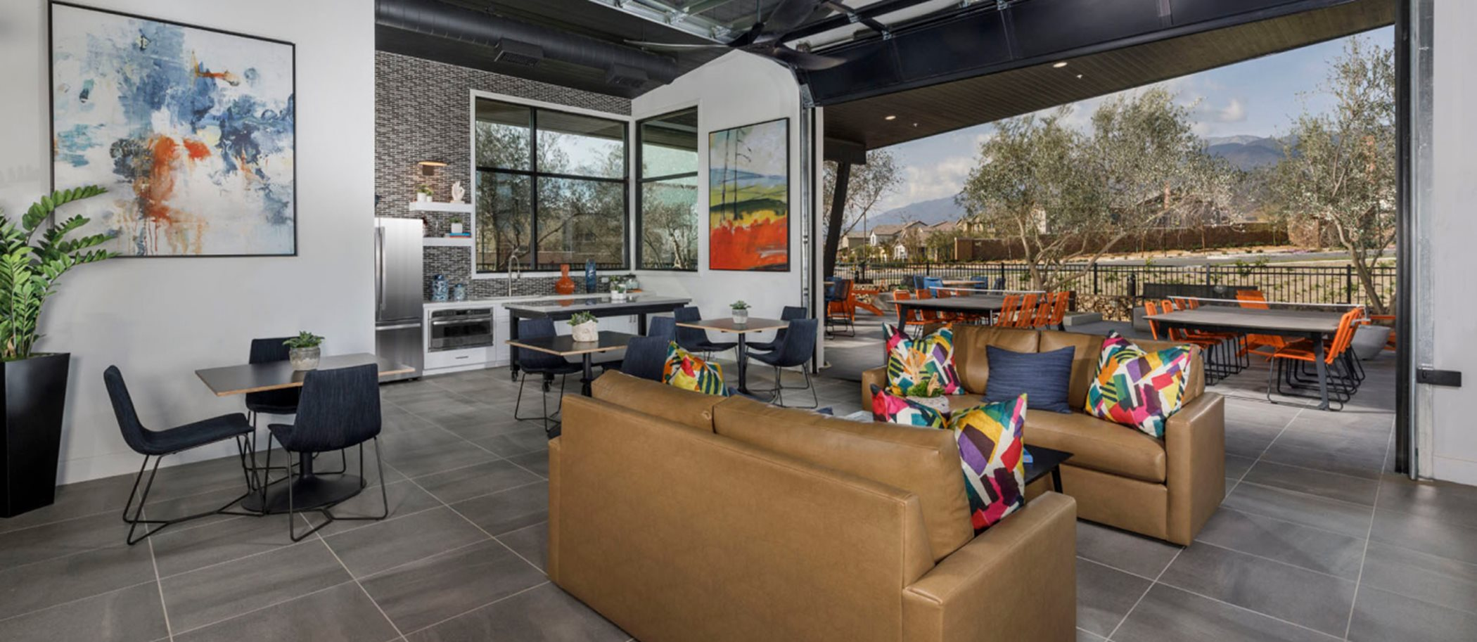 Gabion Ranch Clubhouse