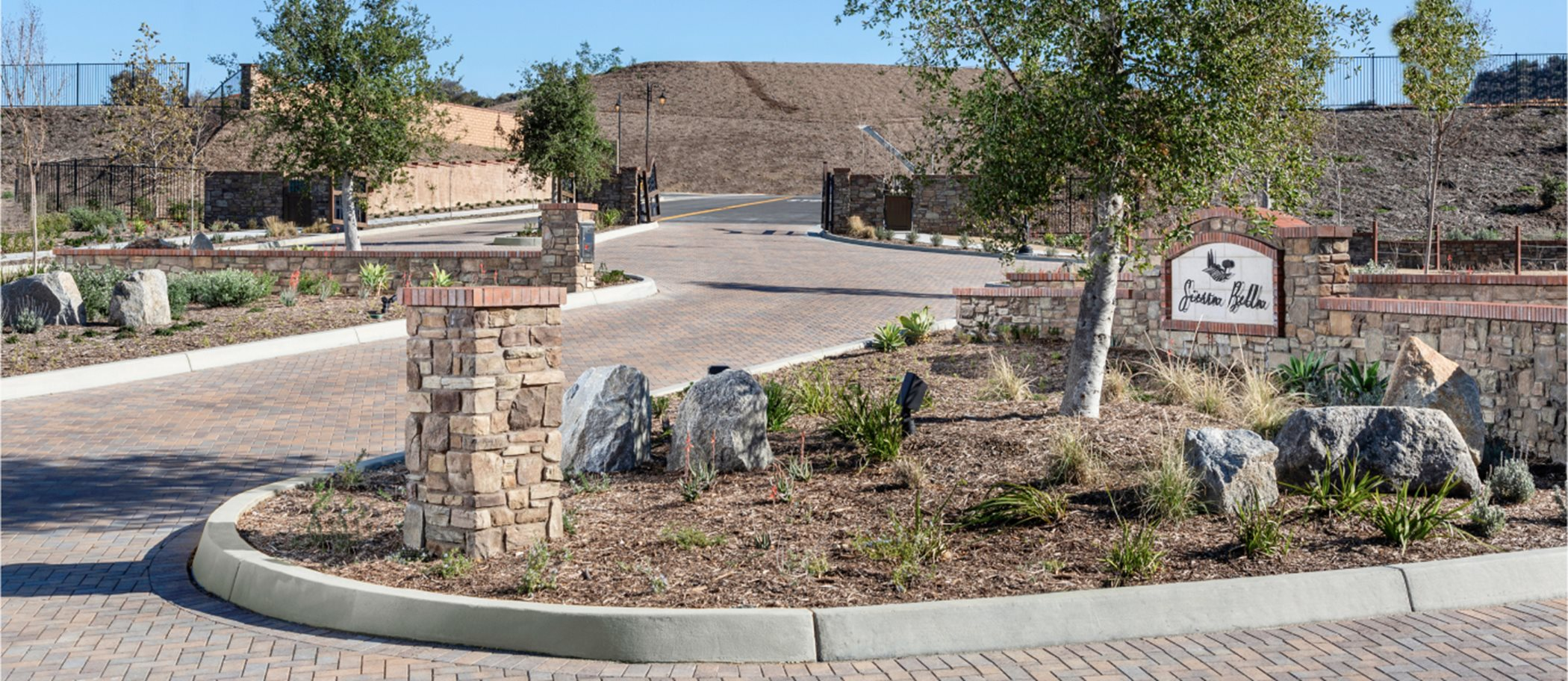 Sierra Bella new homes for sale that offers gorgeous natural surroundings