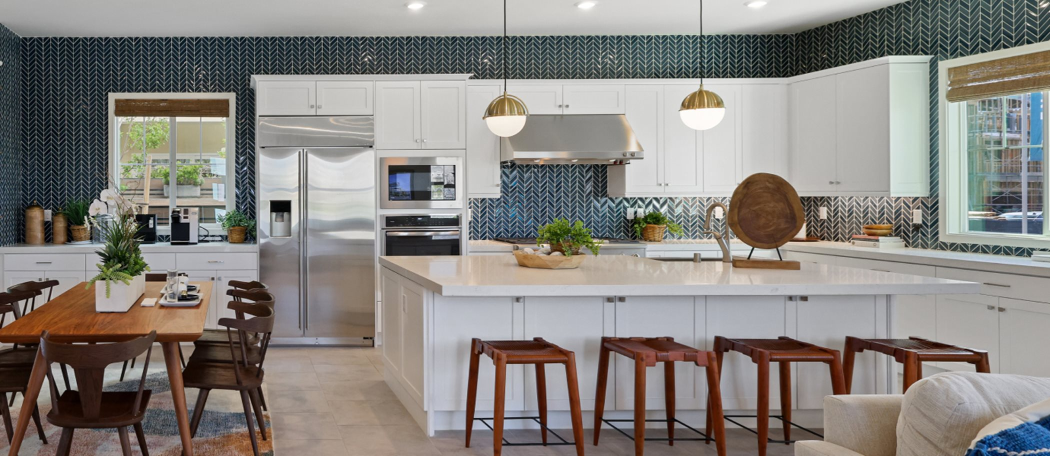 Great Park Neighborhoods Encore at Cadence Park Residence 3X Kitchen