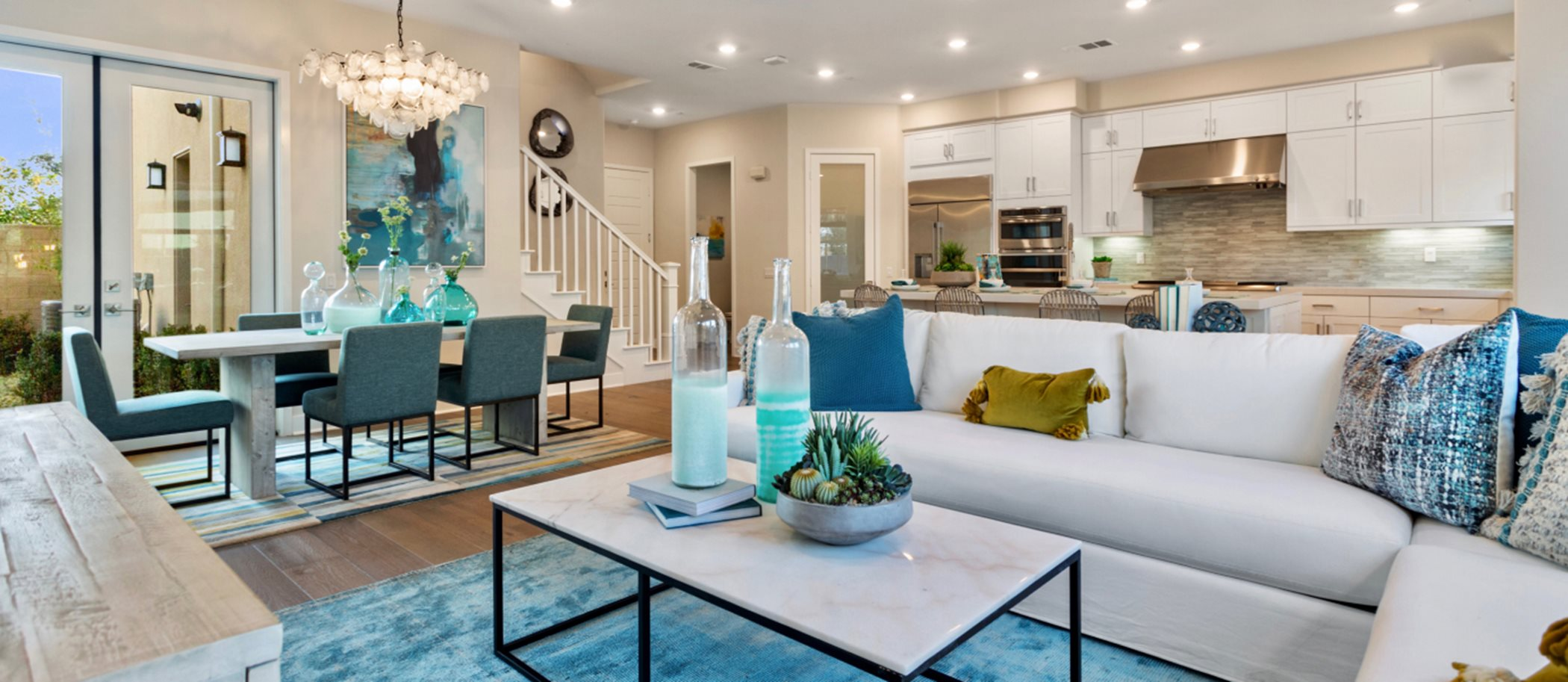 Great Park Neighborhoods Montair at Rise Residence 1 Living