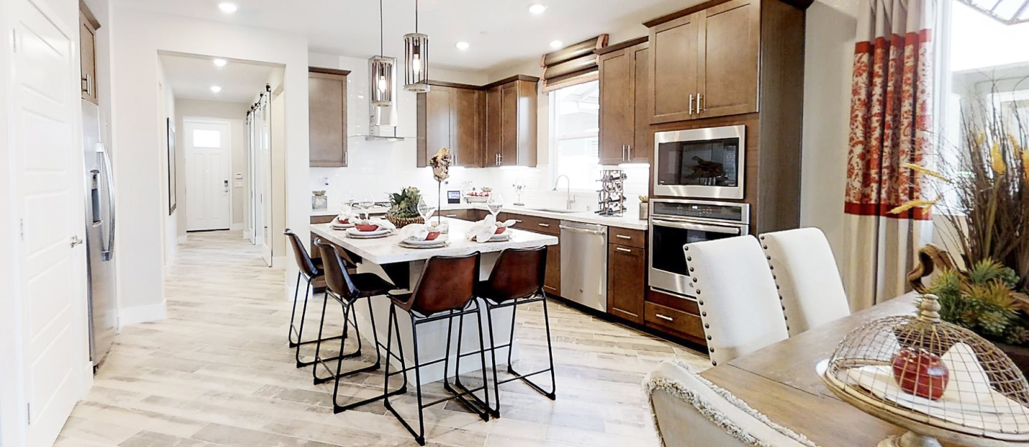Heritage Solaire Meridian Residence 1712 Kitchen