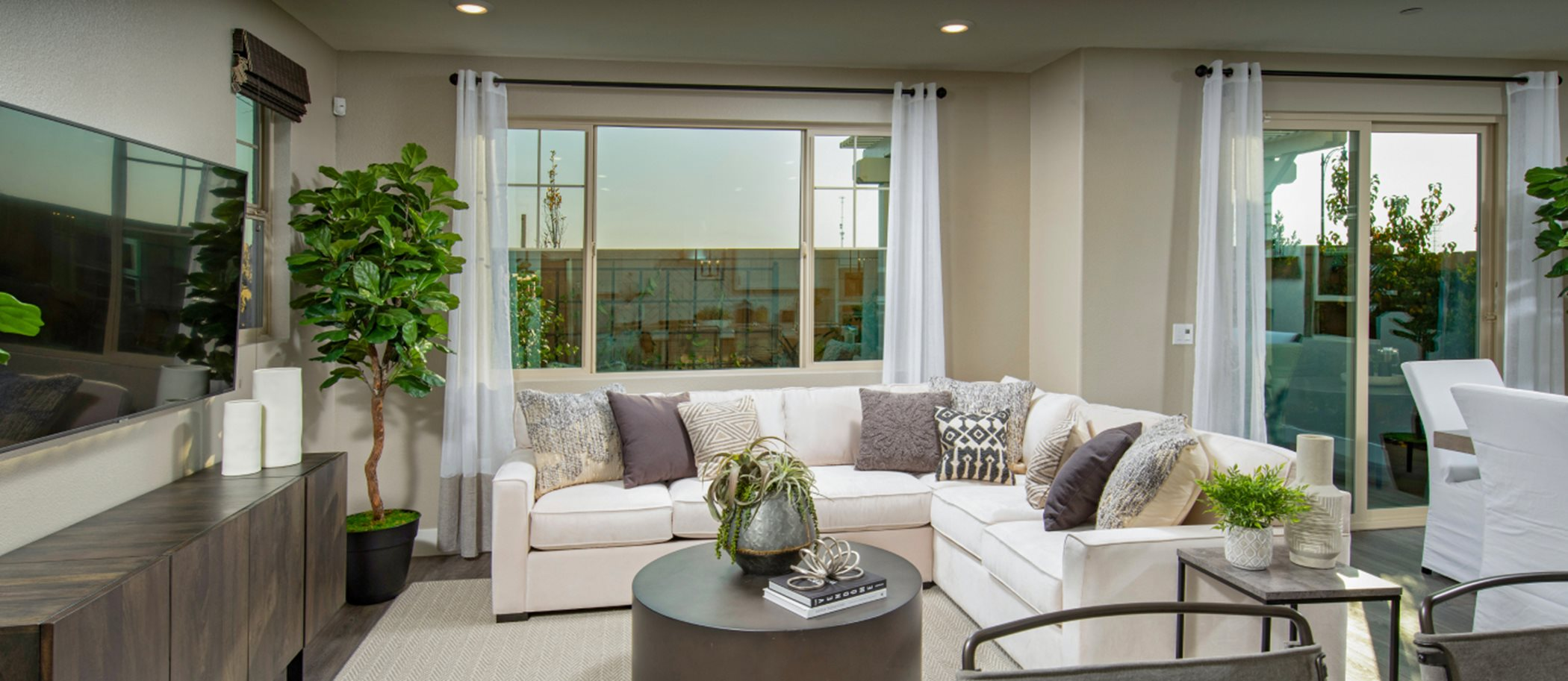 Elements at Sterling Meadows Residence 2140 Living