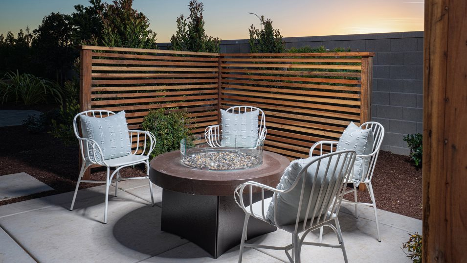 Lumiere at Sierra West Residence 3569 Outdoor Space