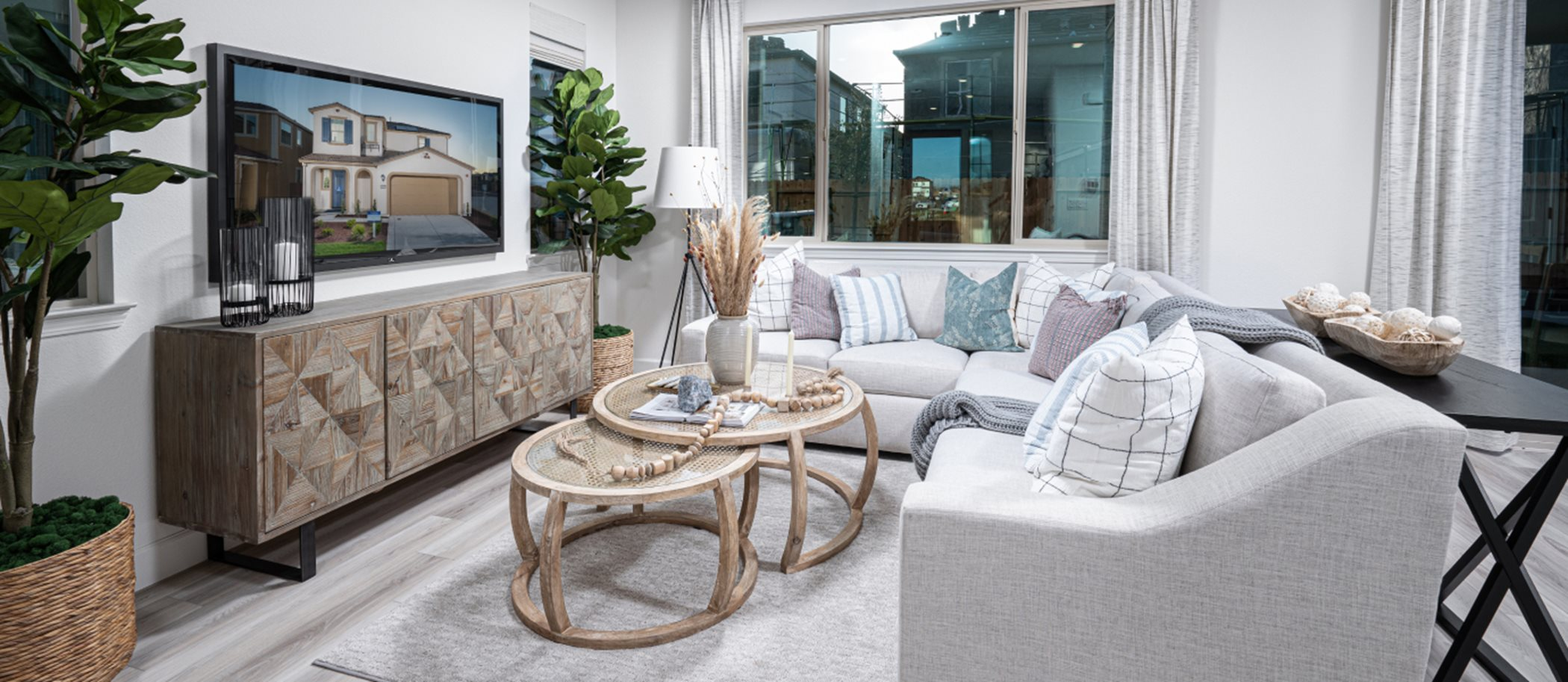 Essentia at Sterling Meadows Residence 1454 Living Room
