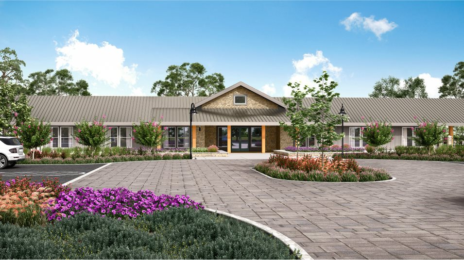 Heritage Placer Vineyard Clubhouse