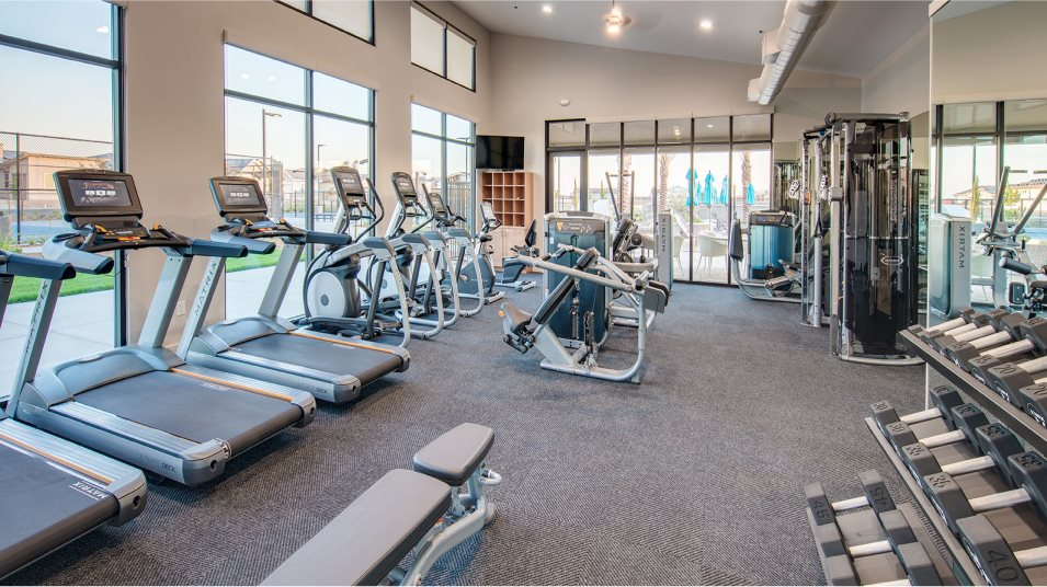 Heritage Solaire Fitness Center