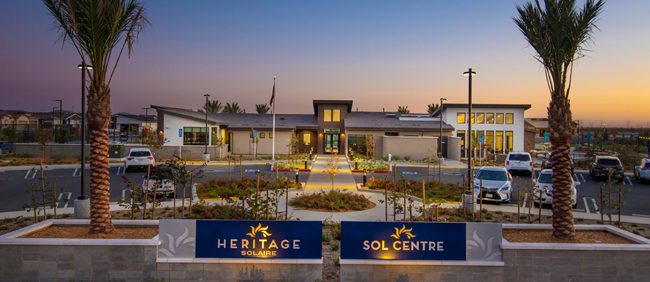 Heritage Solaire Clubhouse