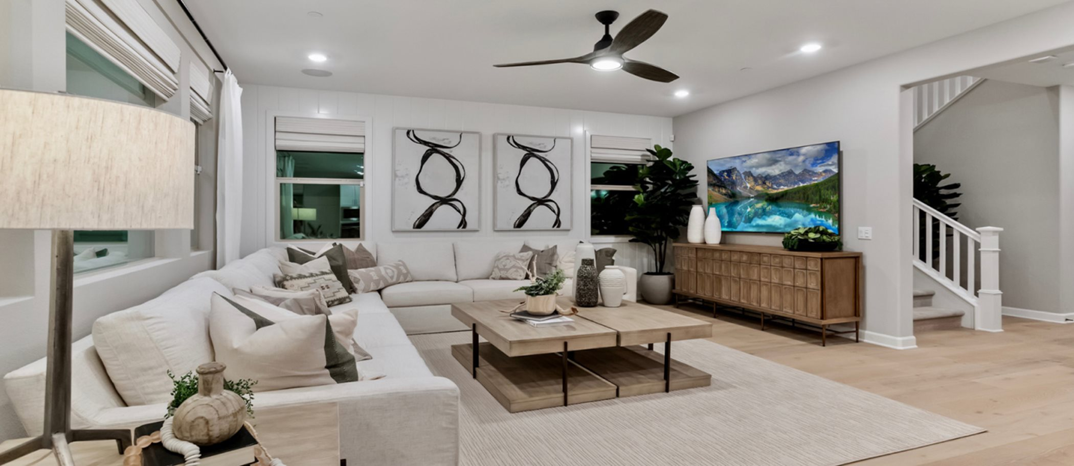 Sanctuary at Canopy Grove Residence 2 Living