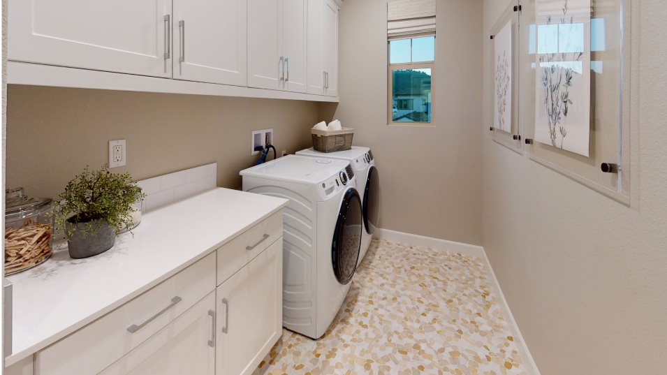 Sanctuary at Canopy Grove Residence 2 Laundry
