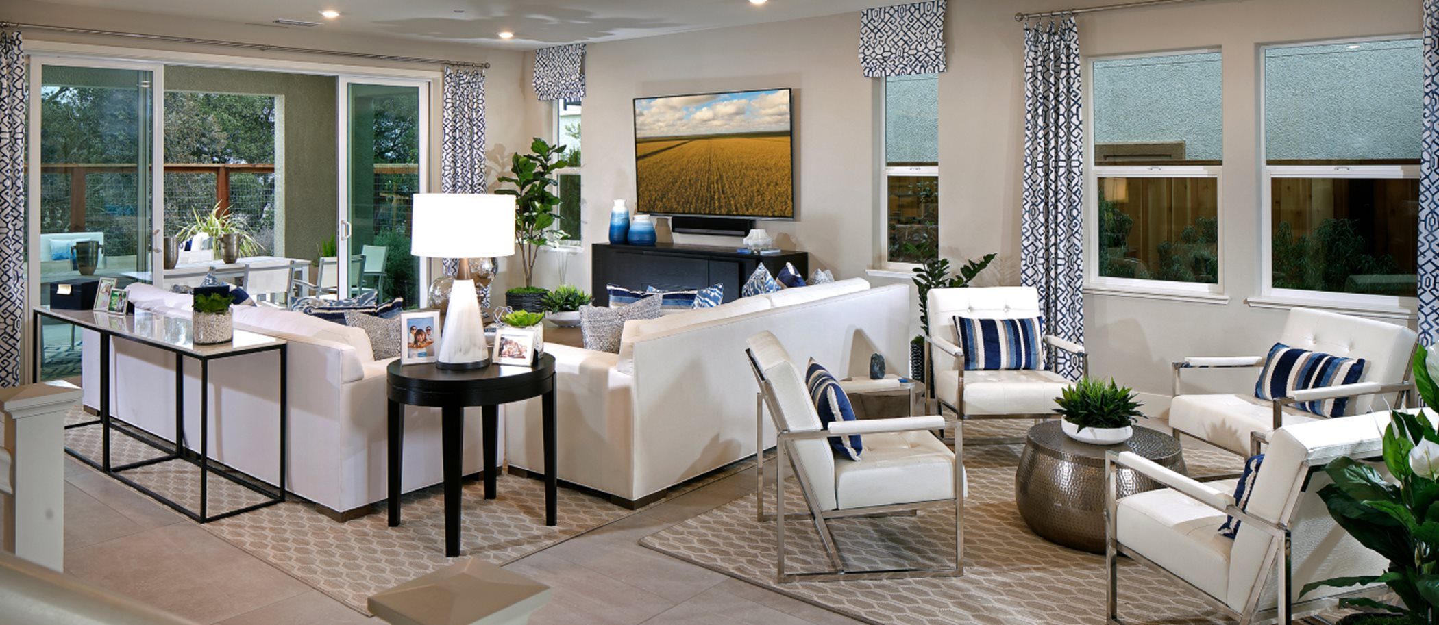 The Preserve Highlands Residence 5 Great Room