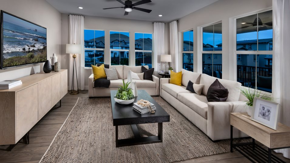 The Preserve Ridgeview Residence 2 Family Room