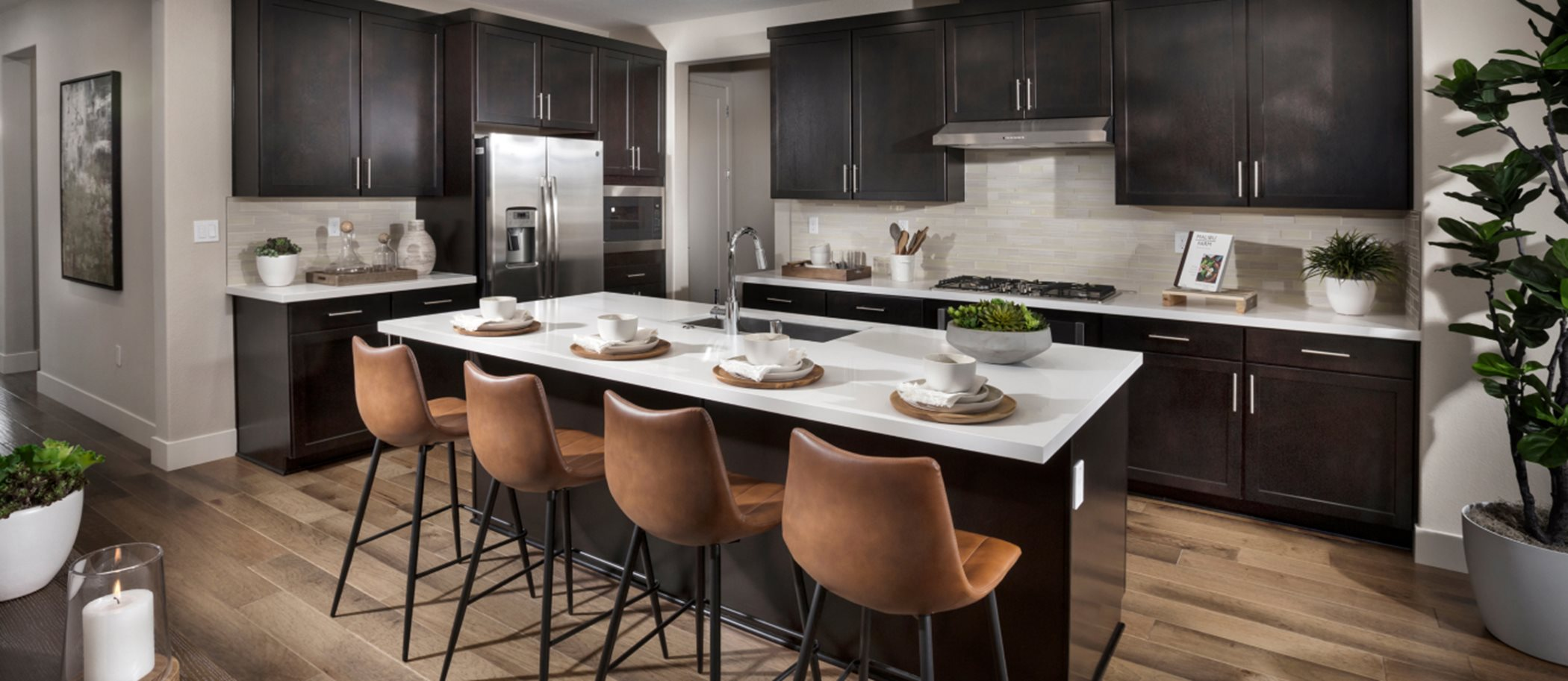 Tracy Hills Pearl Residence 2 Kitchen