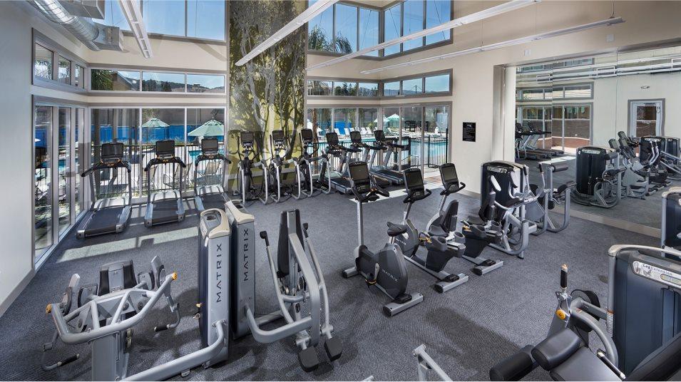 Avenue One Fitness center