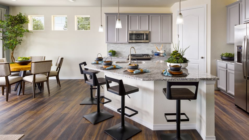 Heritage-Todd-Creek The Masters Collection Oxford Kitchen