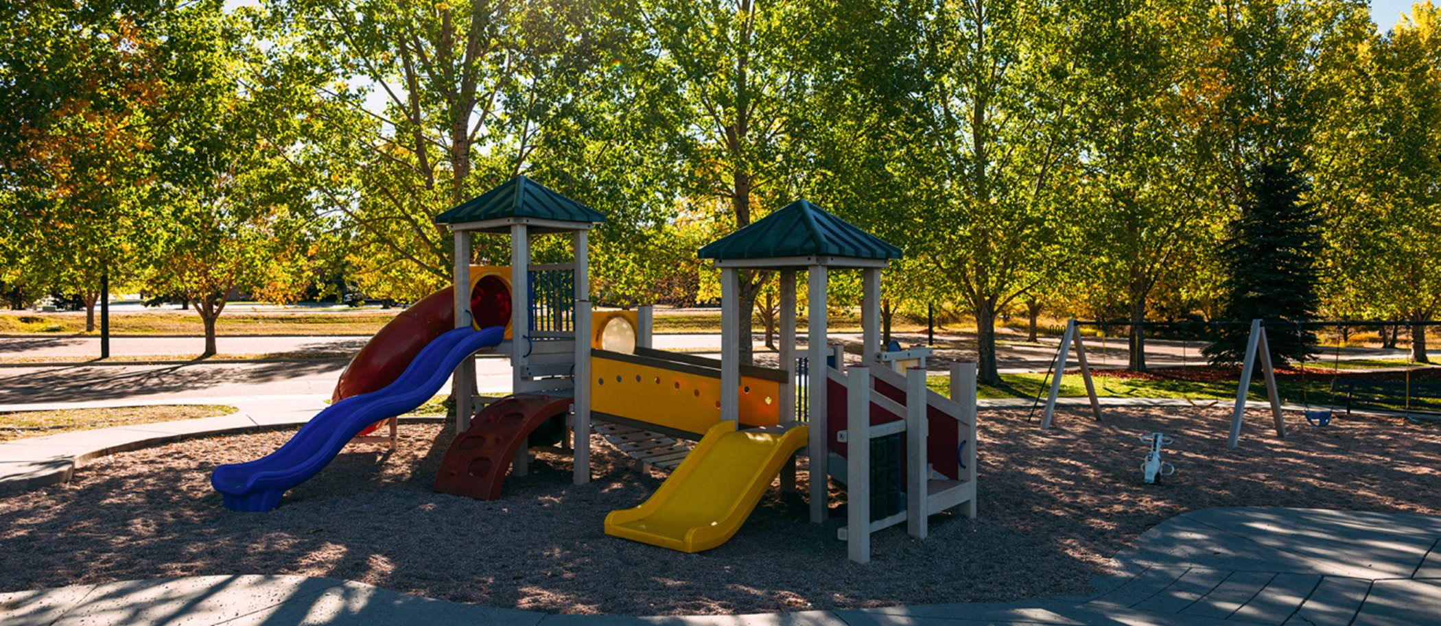 The Monarch Collection - Gold Creek Valley Playground
