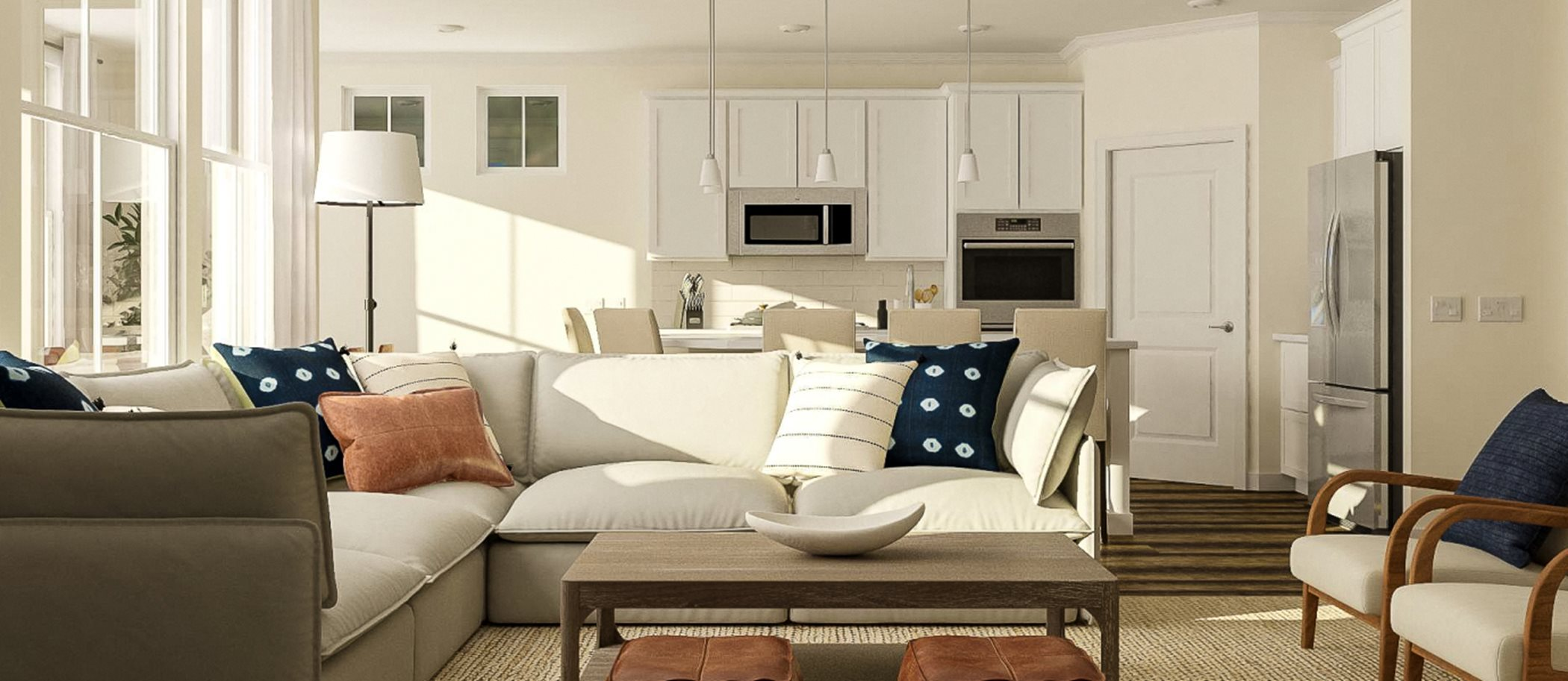 Inspiration The Heritage Collection Hamilton Living Room
