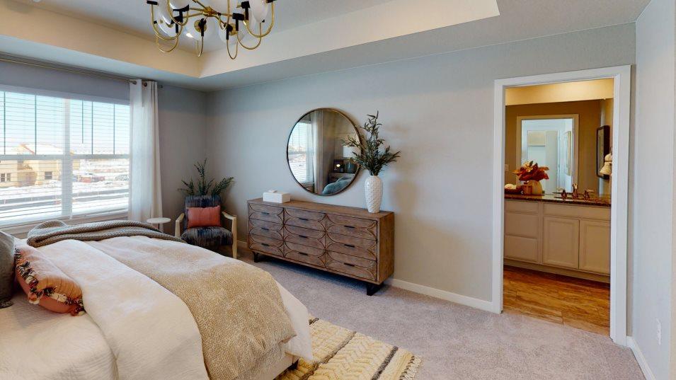 Buffalo Highlands Paired Homes Plateau Owner's Suite