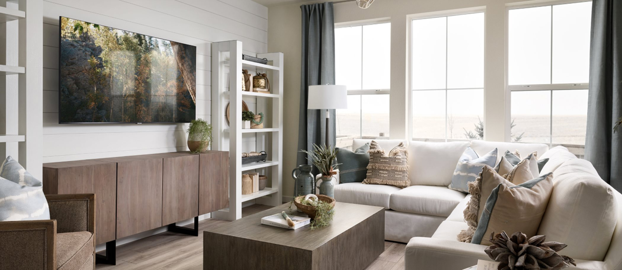 Buffalo Highlands Paired Homes Ascent Kitchen