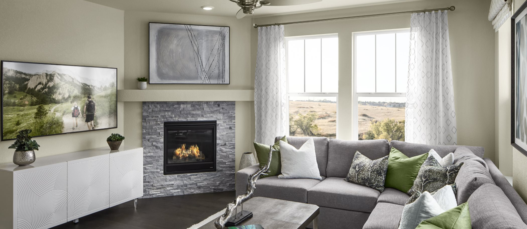 Palisade Park West The Monarch Collection Bristlecone Living Room