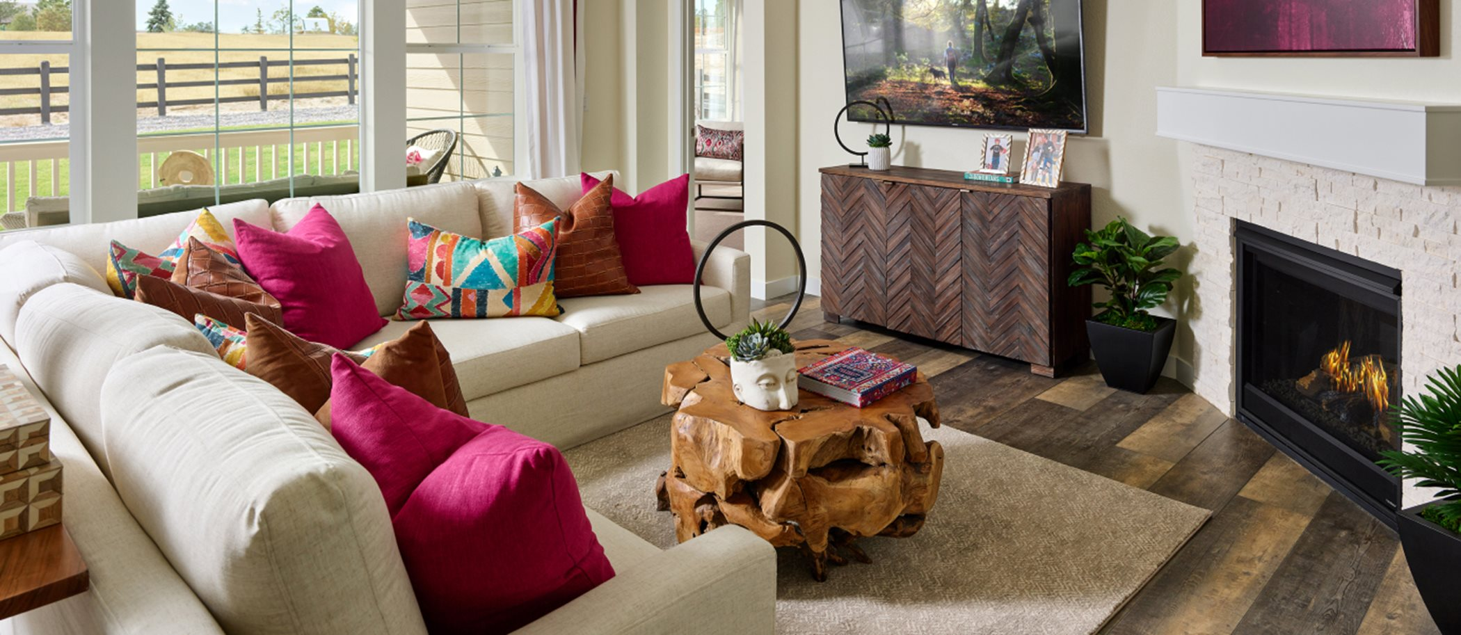 Inspiration The Grand Collection Somerton Living Room
