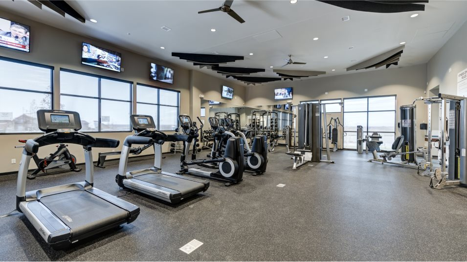 Barefoot Lakes Fitness Center