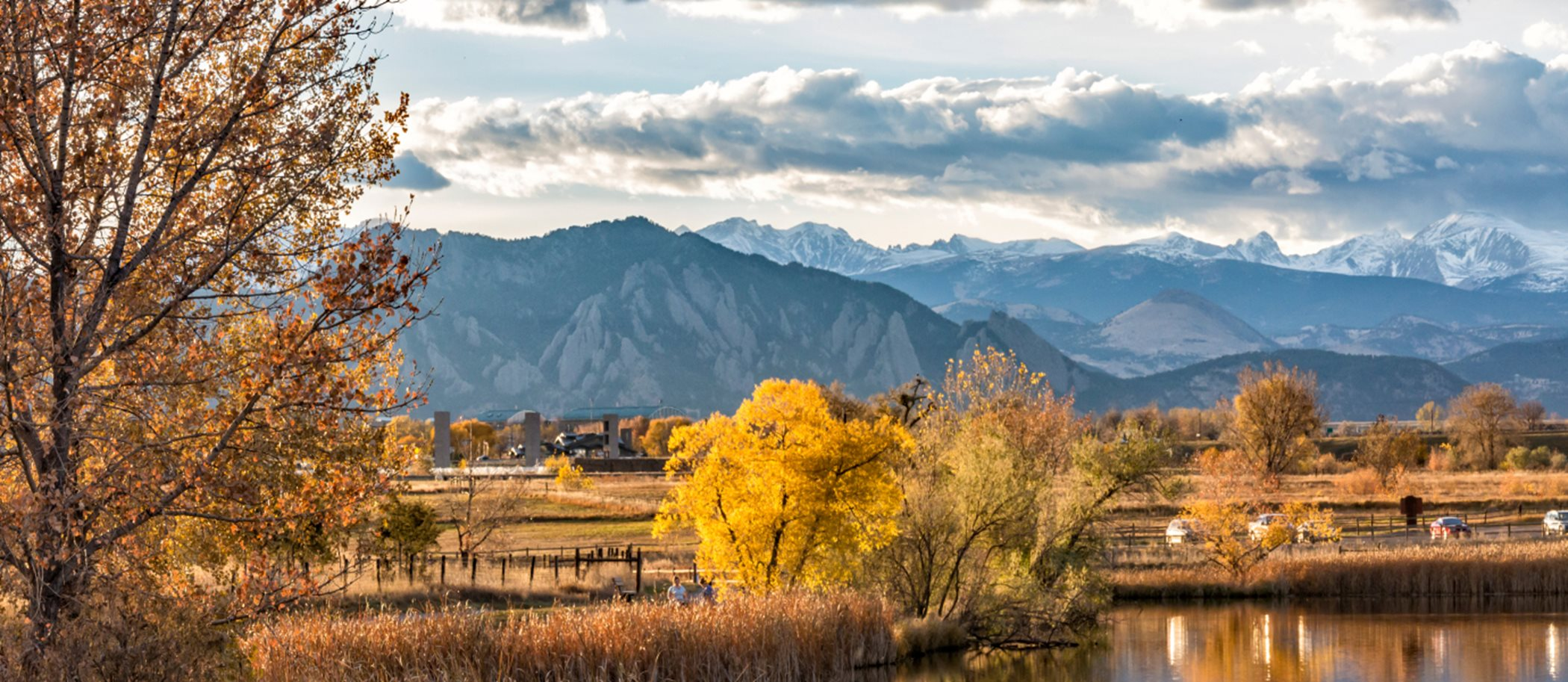 Palisade Park West quiet city of Broomfield, CO new homes