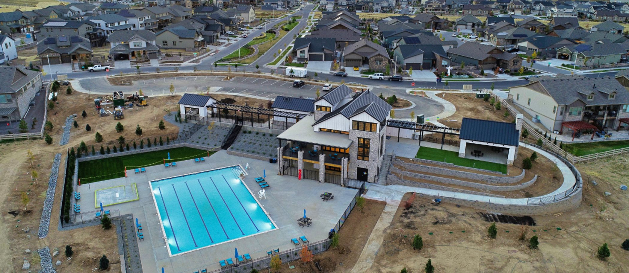 Sterling Ranch residents may enjoy the picnic areas, lakes, campsites and other amenities