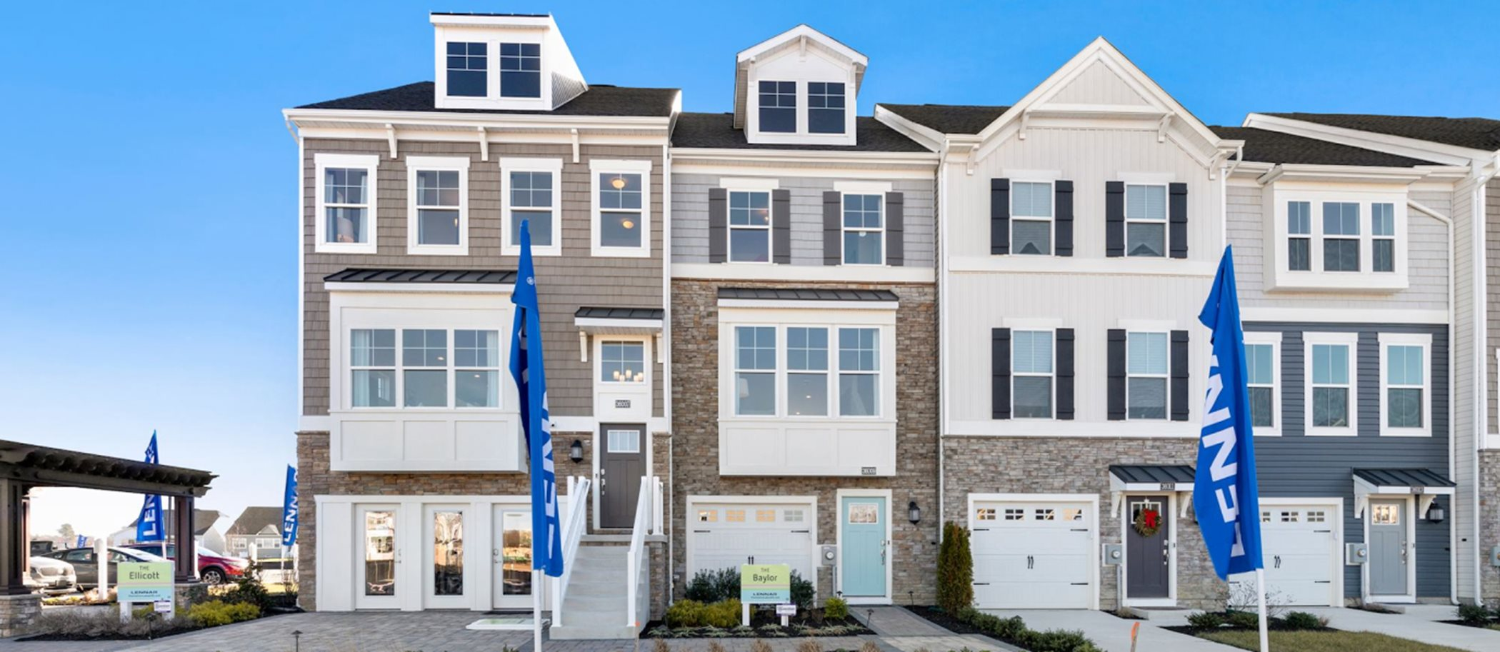 North Shore Townhomes