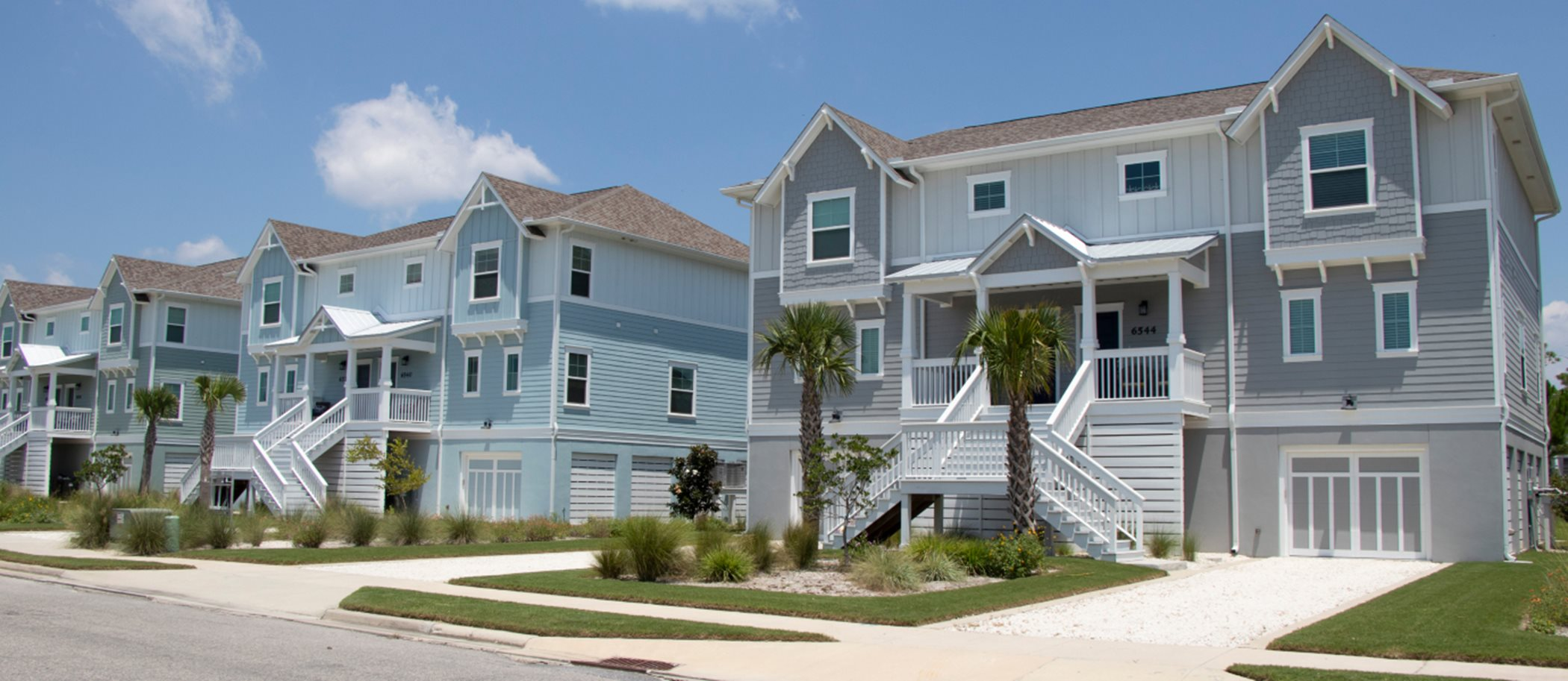 Lost Key Townhomes