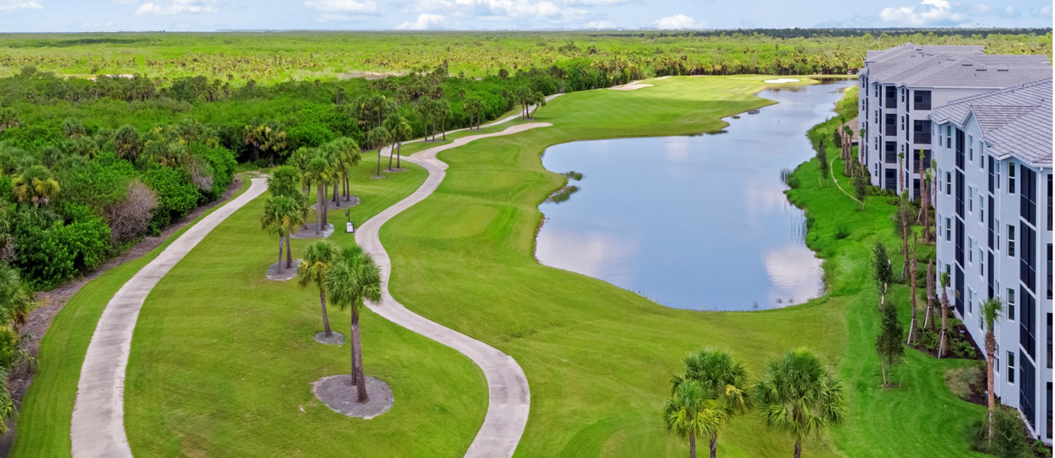 Heritage Landing Terrace Condo with golf view